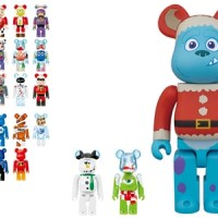 Happyくじ Disney PIXAR Christmas Party 2013 ベアブリック (BE@RBRICK) [発売]