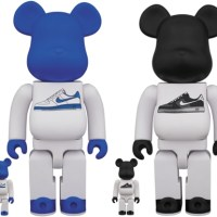 NIKE LUNAR FORCE 1 100% & 400% ベアブリック(BE@RBRICK)[情報]