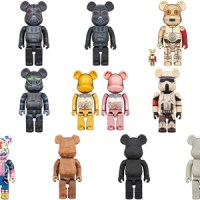 MEDICOM TOY EXHIBITION 17 開催記念 ベアブリック (BE@RBRICK)