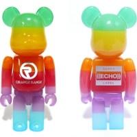 ORANGE RANGE(R)(オレンジレンジ) RAINBOW ベアブリック(BE@RBRICK)