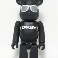 OAKLEY シリーズ23 ベアブリック(BE@RBRICK)