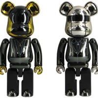 超合金 200% Daft Punk Random Access Memories Ver 2pc ベアブリック (BE@RBRICK) [情報]