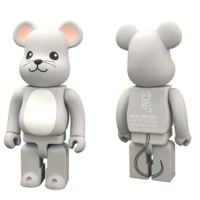 YEAR OF MOUSE 400% & 100% ベアブリック(BE@RBRICK)[情報]