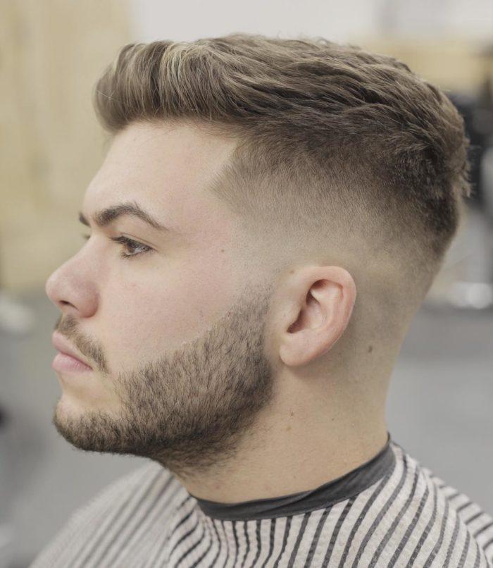 As Costeletas bem feitas estão entre as Tendências para barbas 2018