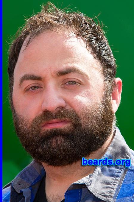 Joseph with his beard