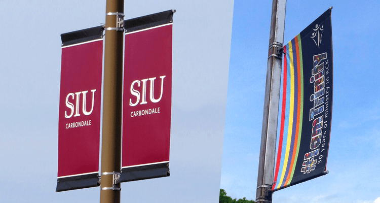 Street Pole Banners from Beautiful Displays