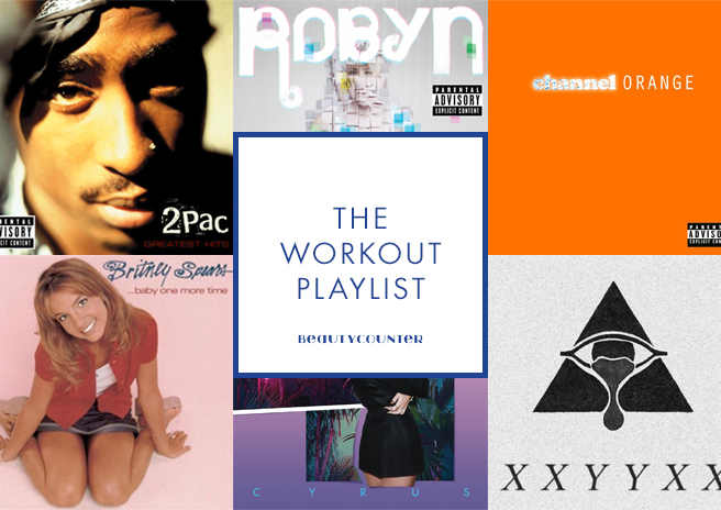 60 Songs to Get You Through Any Workout