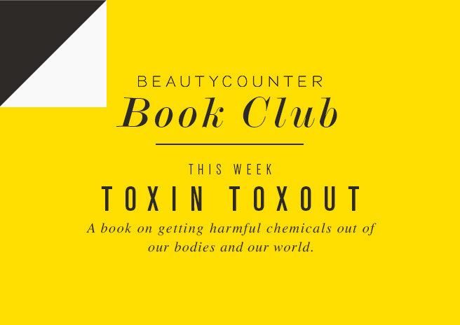 Announcing Our Summer Book Club Selection: Toxin Toxout