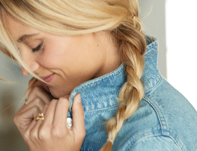 Turn bad hair days around with this braid tutorial and mood-boosting playlist