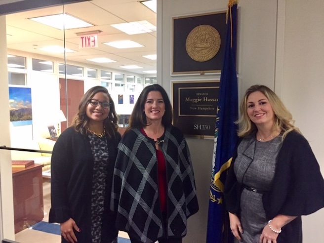 3 life-changing things our Consultants learned while campaigning on Capitol Hill