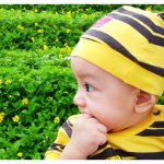MomBloggersPlanet Cutest Baby in NATURE Contest
