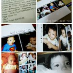 Alif's First Year Memories in one Photobook!