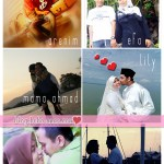 Peserta Love is You and Me Contest; 19.04-25.04