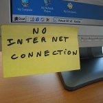 Hidup tanpa internet..
