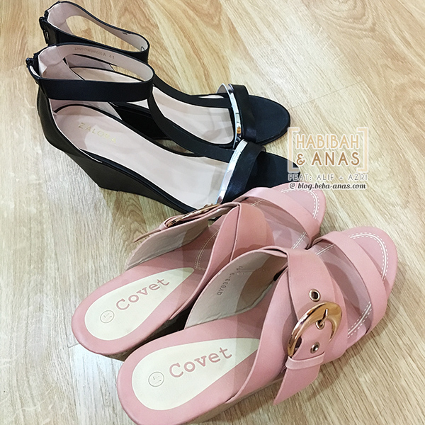 firsti-time-online-shop-with-zalora-pink-black-wedges
