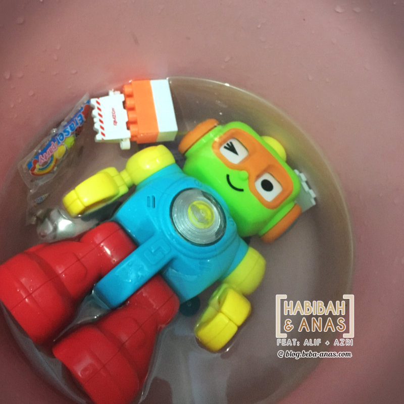 RIP -robot