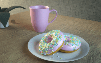Learning New Stuff – 3D Modelling :Part 1.