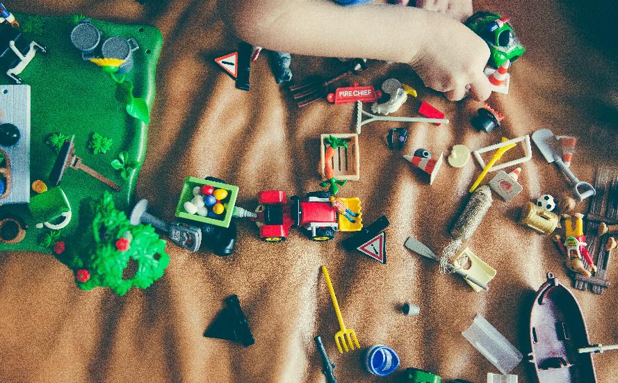 Halte aux jouets sexistes