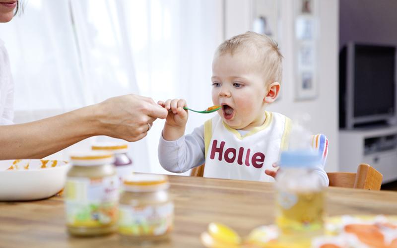 Holle la marque suisse d'alimentation bébé biodynamique!