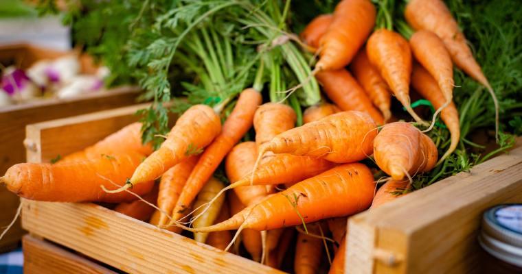 Recette de la quiche aux fanes de carottes, un régal!