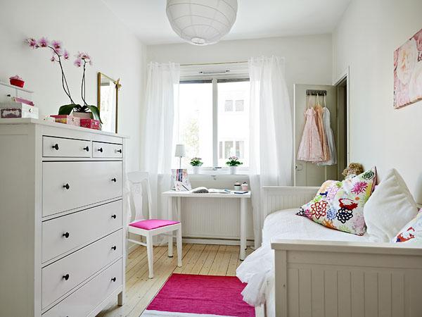 Como decorar habitaciones pequeñas