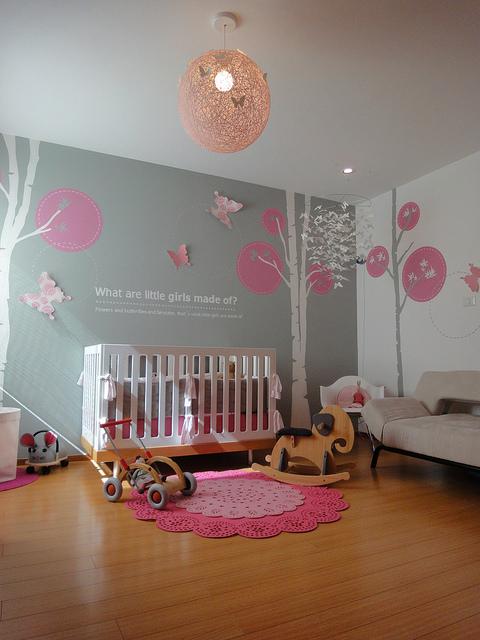 Planificar la habitacion del bebe