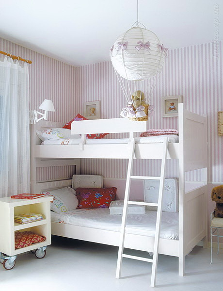 Dormitorios con literas