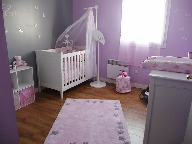 Cómo elegir el color de la habitación del bebé