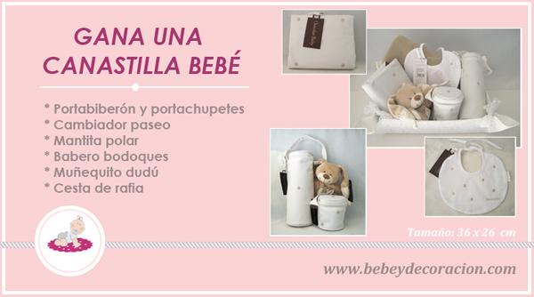 Listado de participantes y Ganadora Sorteo Canastilla Bebe