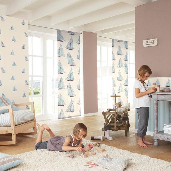 cortinas para habitaciones infantiles 1 - Blog Bebe y Decoración