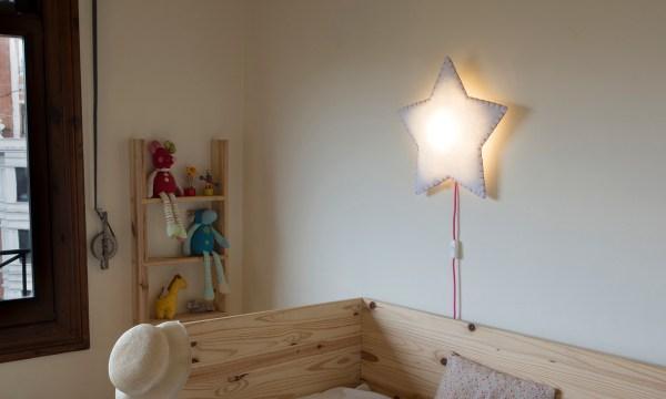 Iluminacion de habitaciones infantiles