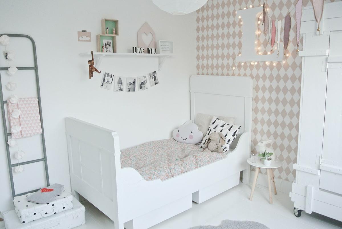 Estilo escandinavo en decoración infantil