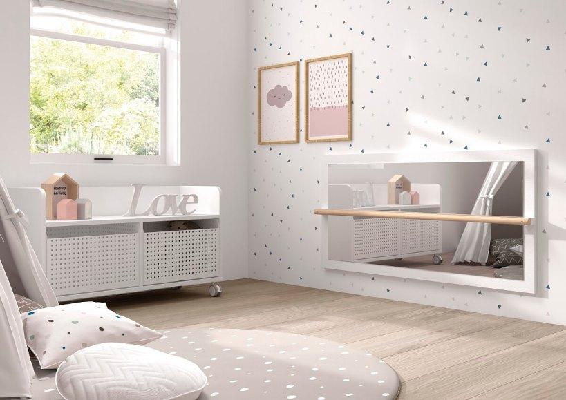 diferentes tipos de muebles montessori