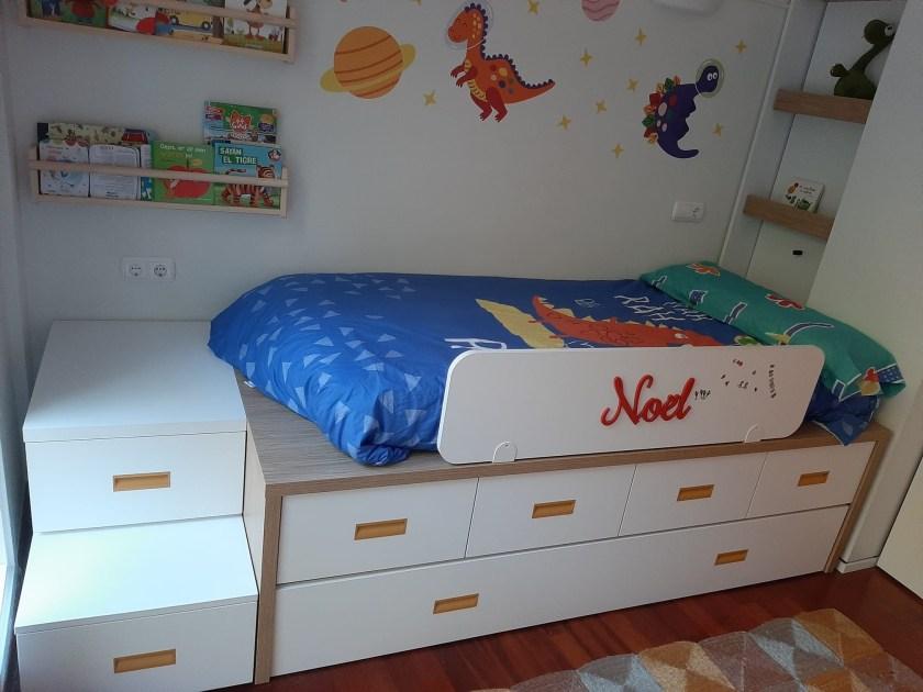 proyecto habitación pequeña para niño - foto 2