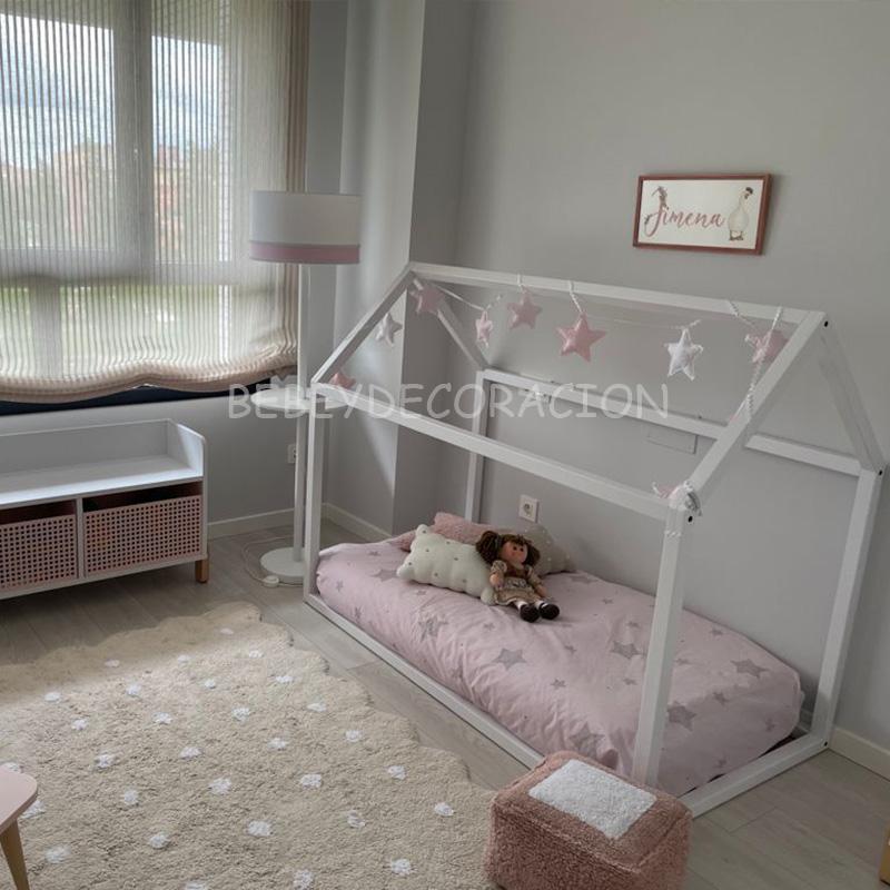 proyecto habitacion infantil de niña resultado final 1