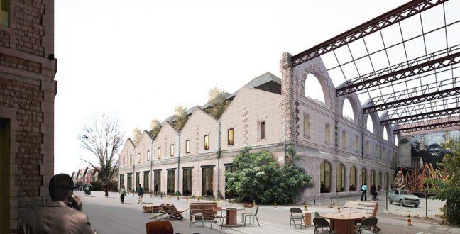 La Caserne Niel / Darwin