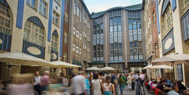 Le Taximètre Berlin Hackesche Höfe