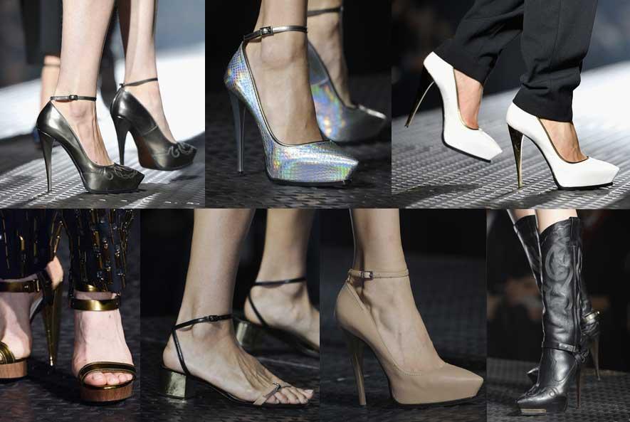 Lavin Shoes   Paris Fashion Week   SS 2013