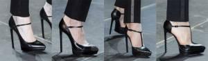 Saint-Laurent Shoes | Paris Fashion Week | SS 2013