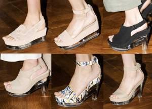 Stella McCartney Shoes | Paris Fashion Week | SS 2013
