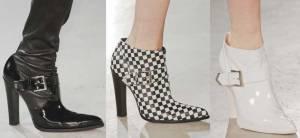 Altuzarra. Shoes. Mercedes Benz Fashion Week New York. Fall-Winter 2013-2014