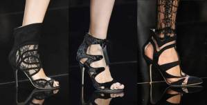 Monique Lhuiller. Shoes. Mercedes Benz Fashion Week New York. Fall-Winter 2013-2014