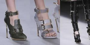 Prabal Gurung. Shoes. Mercedes Benz Fashion Week New York. Fall-Winter 2013-2014