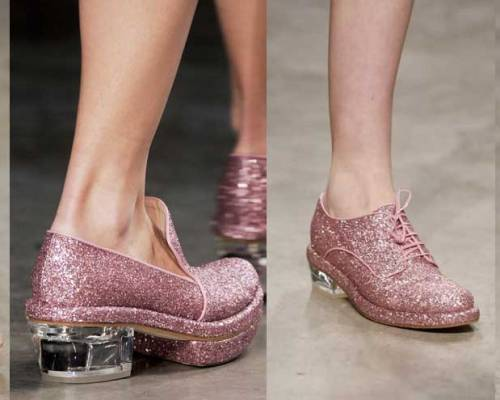 Simone Rocha | London Fashion Week | Fall-Winter 2013-2014 | Shoes. Calzado