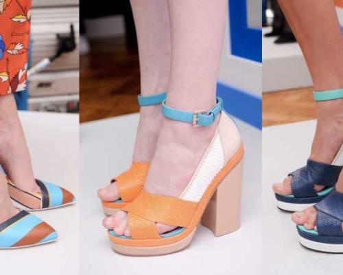 Sophia Webster | London Fashion Week / Semana de la Moda de Londres | Spring-Summer 2014 | Primavera-Verano 2014 | Shoes / Calzado