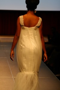 Athaena Bride. Africa Fashion Week barcelona 2015