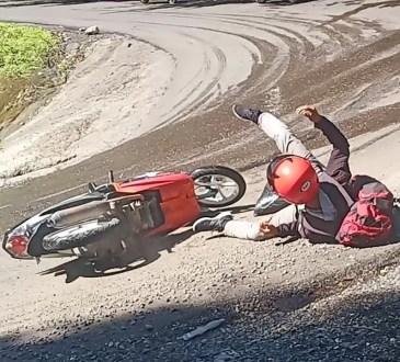 stang motor nggak stabil atau oleng