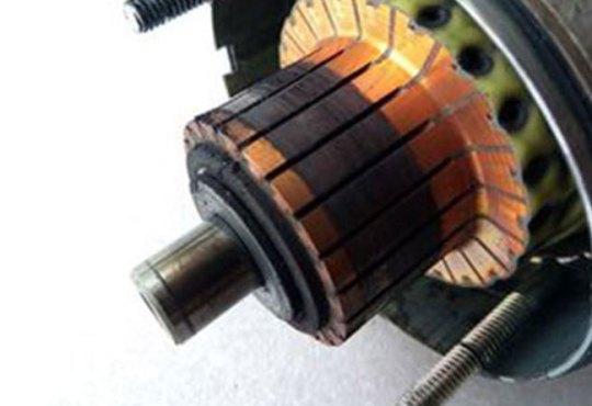 dinamo starter elektrik rusak