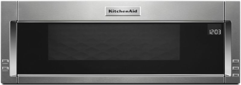 low profile microwave reviews