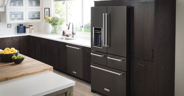 KitchenAid Black Stainless Steel Appliances  2019 Reviews